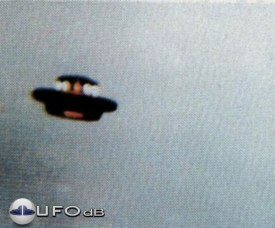 double hat ufo