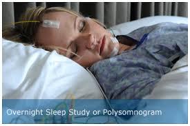rem sleep study