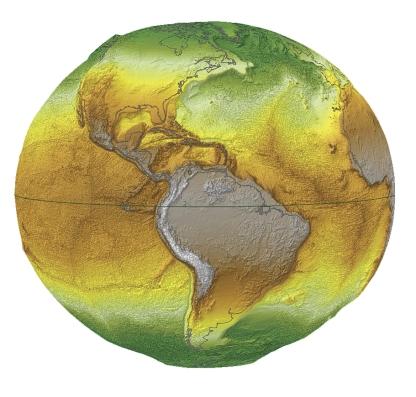 equatorial bulge